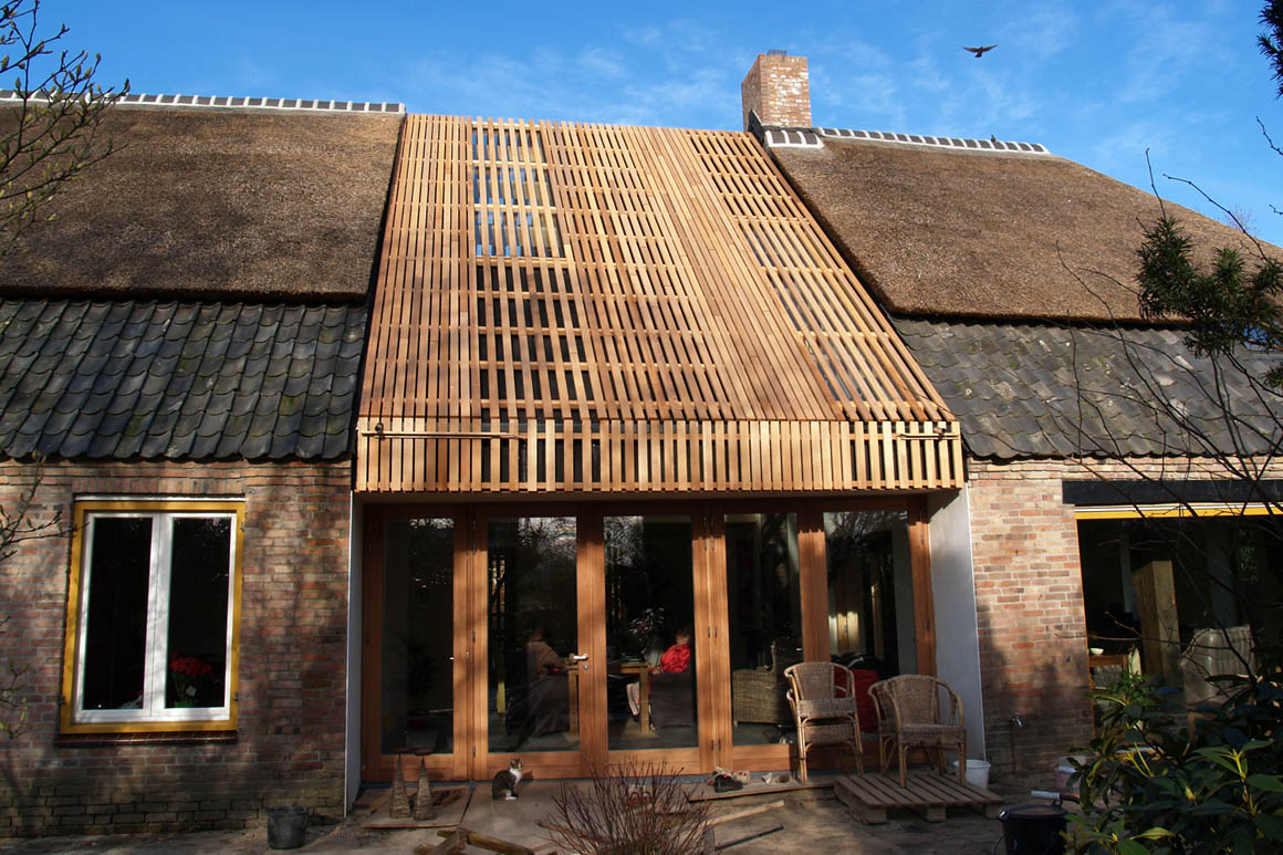 K house studio suit - Huis renovatie ...
