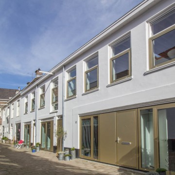 conversion hofjeswoningen