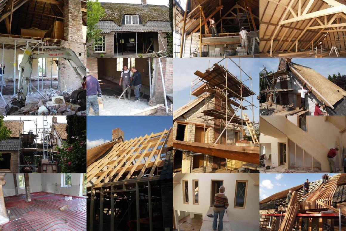 Verbouw Huis K